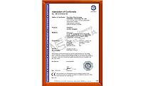 深帆能--电源适配器CE-LVD 证书