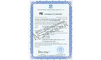 深帆能--电源适配器FCC 证书