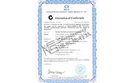 深帆能--线性电源C-tick证书